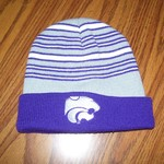 Toddler K-State hat
