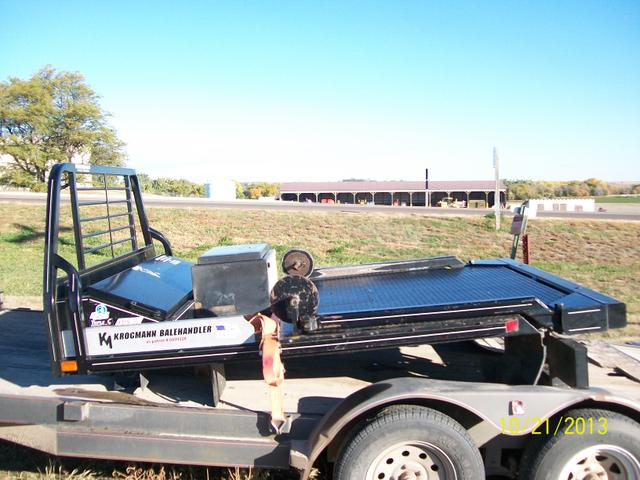 2011 Krogmann Bale Bed Nex Tech Classifieds