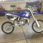 2008 YZ85 SUPERMINI (103.5) BORE
