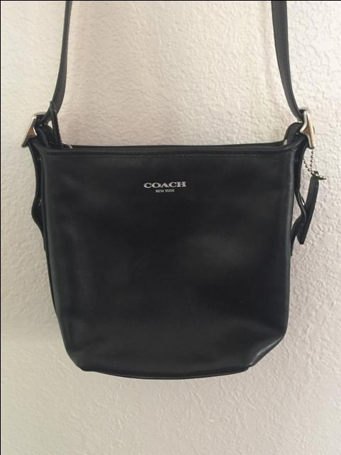 Never Used COACH Cross Body Bag