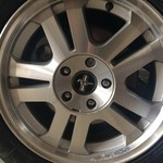 Mustang wheels for trade