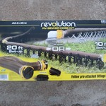 REVOLUTION SWIVEL SEWER HOSE FOR HOLDING TANKS