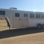2005 Featherlite Horse Trailer