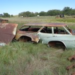 PRICE REDUCED!! Demo Car 1970 Buick Wagon & Accessories