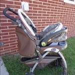 PRICE REDUCED!! CHICCO Travel System