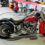 2004 fatboy softail custom 11/100 made