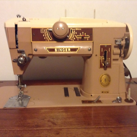 singer 401a sewing machine for sale