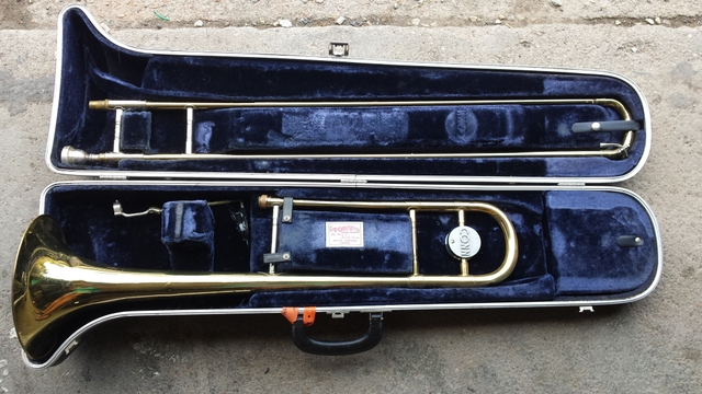 new used conn trombone for sale 26 ads in us lowest prices. Black Bedroom Furniture Sets. Home Design Ideas
