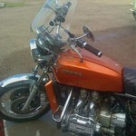 Original GoldWing GL 1000