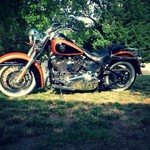 * Price reduced* 2008 softail deluxe special edition