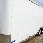 2007 Doolittle enclosed car trailer