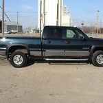 2005 Chevrolet HD 2500 2WD