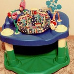 Evenflo Exersaucer Delux