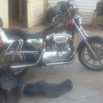 SWEET 94 harley davison sportster PRICE REDUCED