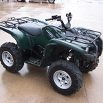 2011 Yamaha Grizzly 700 EPS ATV - Low Miles!