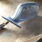 Ford passenger mirror