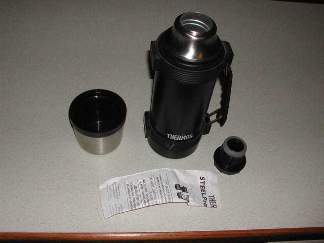 Thermos Steel Professional NEW