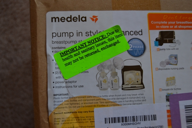 Breast Pump Rental Program Dickinson County, KS