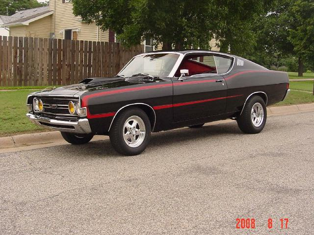 1968 Ford Torino Fastback related infomation,specifications