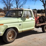 Well Seasoned 1973 F-350