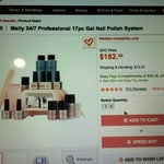 Mally Professional Gel Nail System