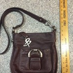 Coach bag and B Markowsky cross body bag