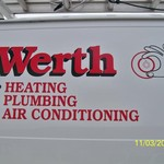 Plumbing and HVAC Service Technician