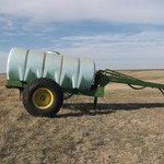 1600 Gallon Gooseneck Trailer For Sale