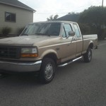 1995 Ford F150 4x4 REDUCED