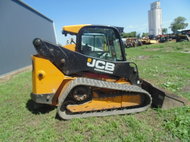 2012 JCB 300T Track Skid Steer Loader, Side Entry, CHA