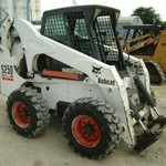 Rental:  Bobcat S-250 Skid Steer, Tree Shear & Grapple