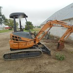2006 Case CX36B ZTS Mini-Excavator Backhoe, 2400 Hrs, 36 HP