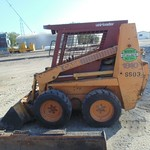 1992 Case 1840 Diesel Skid Steer Loader, Nice Older Unit