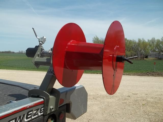 new douglas deweze bale bed electric fence wire roller nextech classifieds