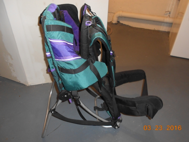KELTY KIDS TREK BACKPACK CHILD CARRIER Baby  Toddler HIKING