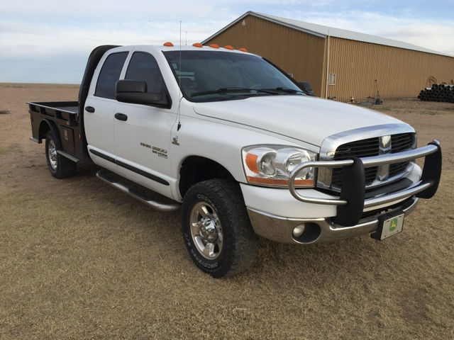 2006 dodge 3500 4x4 diesel nex tech classifieds for Lopp motors dodge city