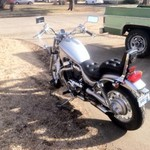 2004 Suzuki intruder vs800