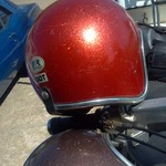Childs Vintage Motorcycle Helmets