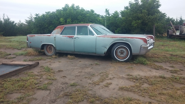 1964 lincoln continental nex tech classifieds. Black Bedroom Furniture Sets. Home Design Ideas