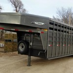 ***  New 2014 Titan Livestock Trailers ***