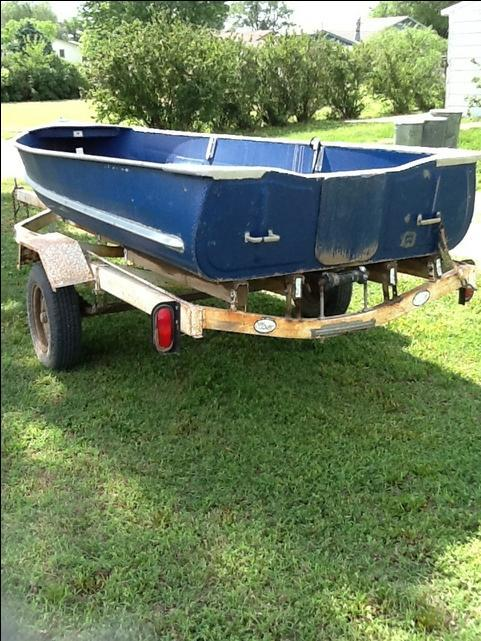 Nice 3 person fishing boat nex tech classifieds for Nice fishing boats