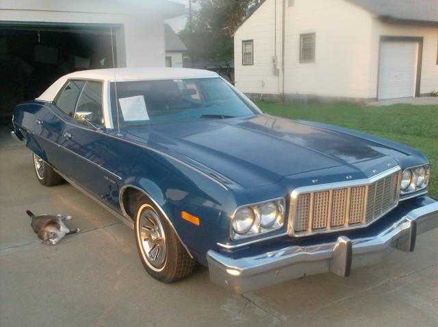 1975 ford gran torino for sale nj autos weblog. Black Bedroom Furniture Sets. Home Design Ideas