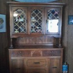 BUFFET / CHINA HUTCH