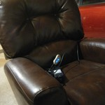 BRAND NEW Leather Power Lift Chair