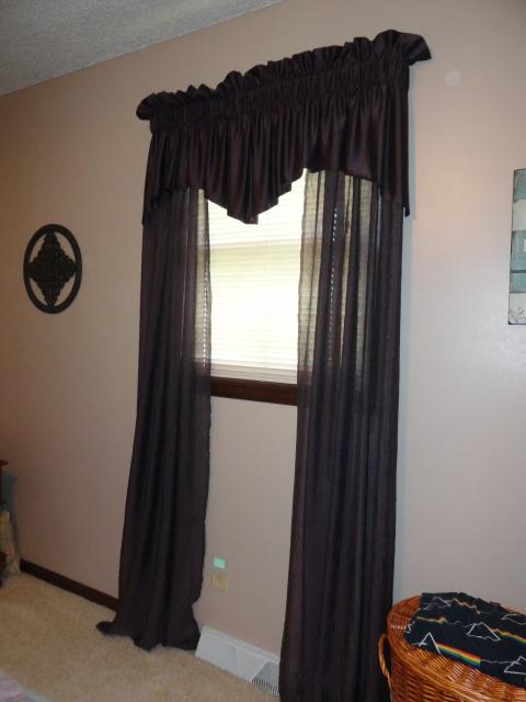JCPenney Home Collection Curtains
