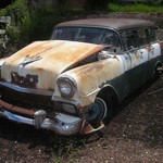 WTB 55 56 or 57 Chevy Car for Parts or to fix up