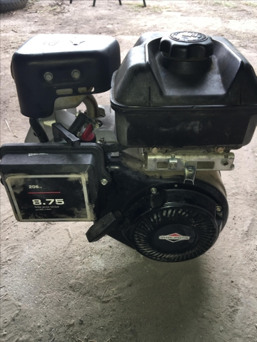 Briggs and Stratton 875 series Engine