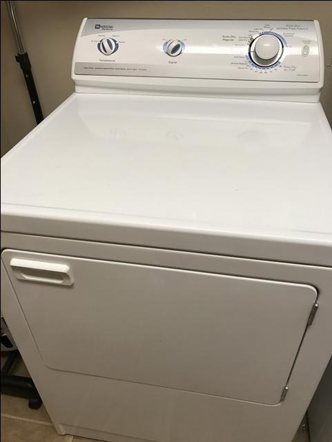 Maytag Dryer Nex Tech Classifieds