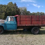 For Sale or trade 1959 Chevy dump / grain truck