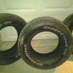 Tires for sale...Set of 5